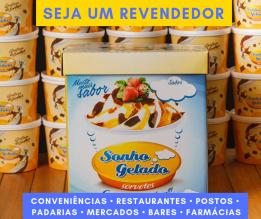 Sonho Gelado Sorvetes (2018)